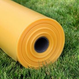 Плівка теплична УФ-стабілізована 150 мкм 6 м жовта