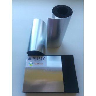 Каучукова ізоляція з покриттям AL PLAST 25мм для зовнішнього застосування