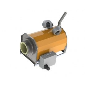 Пеллетная горелка 1500 кВт Eco-Palnik серия UNI-MAX Perfect