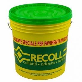 Клей для деревянных покрытий RECOLL PARQUET P6RR