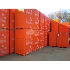 Газобетонний блок AEROC D400 2,5 МПа F100 600х250х75 мм (Обухів)