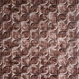 Самоклеющаяся декоративная 3D панель чешуя 700x770x5 мм