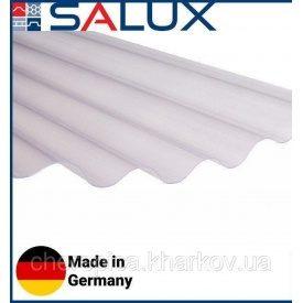 Прозрачный ПВХ лист Salux WHR 76/18 Волна 1,8х0,9