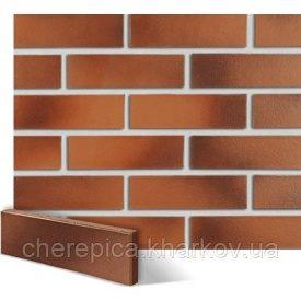 Клінкерна плитка Roben Darwin Червоно-коричнева гладка