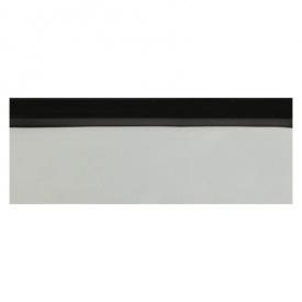 Уплотнитель щелевой черный 9007 L-4,2м Thermoplast