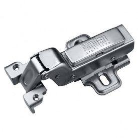 Петля Clip-On, внутренняя, для алюминиевого профиля, с доводчиком, Muller profi line
