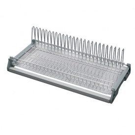Сушка для посуды 700мм хром одноуровневая Rejs WE06.0351.01.001