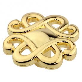 Ручка Marella D 24108.01.030 поліроване золото