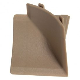 Бортик узкий Thermoplast внутренний угол аликанте коричневое 500