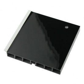 Цоколь 100mm черный глянец 1905 L-3м Thermoplast