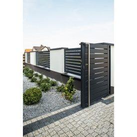 Забор Ранчо Duo металл 0,5 мм 3000 мм