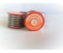 Мягкий припой олово для пайки S-Sn 97 Cu 3 в катушках 250 гр