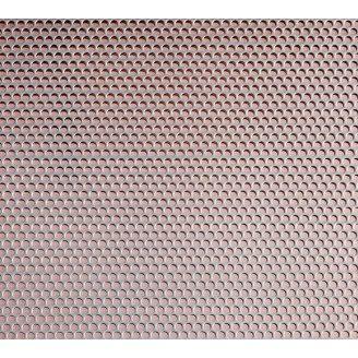 KME TECU Перфорированный плоский медный лист 1х1000х2000 мм
