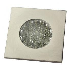 LED-светильник Dream-квадратный 1,5 W 220 V холодн белый свет