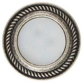LED-світильник Cordino 220 В 4 Вт 4000 K Денне світло античне срібло