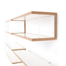 Фанера водостойкая ОДЕК для мебели гладкая/гладкая 18х1250х2500 мм белая