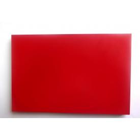 Водостойкая Фанера ОДЕК глянцевая для мебели гладкая/гладкая 21х1250х2500 мм красная