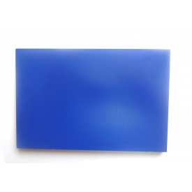 Фанера водостойкая цветная синяя ОДЕК для мебели гладкая/гладкая 21х1250х2500 мм