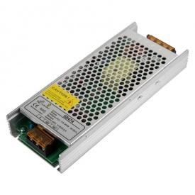 Блок живлення для LED 250W 12V IP20 компакт метав корпус
