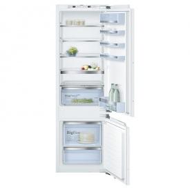 Встраиваемый холодильник белый KIS87AF30 Bosch