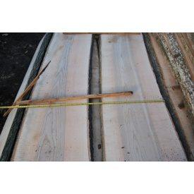 Дошка необрізна столярна Ясен 30-55 мм 3 м сорт 1