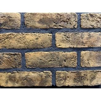 Облицювальний камінь Золотий Мандарин Клінкер 210x60 мм арабіка