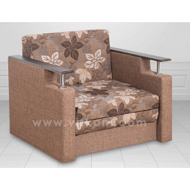крісло-ліжко Остін 900х880мм ППУ 70х190 Вірконі / Люксор