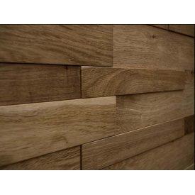 Дерев'яна 3D панель на стіну Дуб_1
