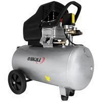 Компрессор одноцилиндровый 1.8 кВт 230 л/мин 8 бар 50 л 2 крана Sigma (7043141)