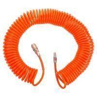 Шланг спиральный полиэтиленовый PЕ 15 м 5.5х8 мм Grad (7011335)