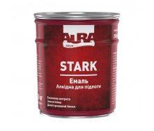 Эмаль алкидная для полов ПФ-266 Aura STARK красно-коричневая 0,9 кг