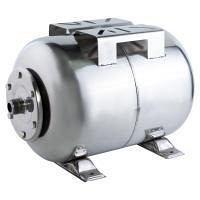 Гидроаккумулятор горизонтальный 50 л нержавейка WETRON (779213)