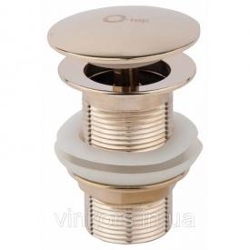 Донный клапан Q-Tap QT Liberty ORO L03 (25596)