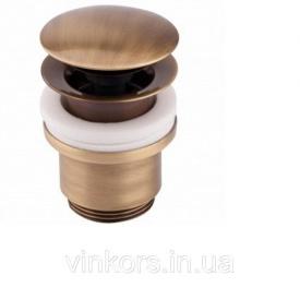 Донный клапан Bianchi (PLTOOO364U00#VOT) 1 1/4 без перелива