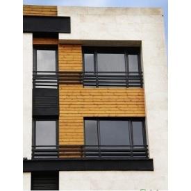 Дошка фасадна THERMORY С6 термососна Natur 20х115х4200 мм