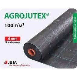 Агроволокно Agrojutex 100 черный 1,05х100 м