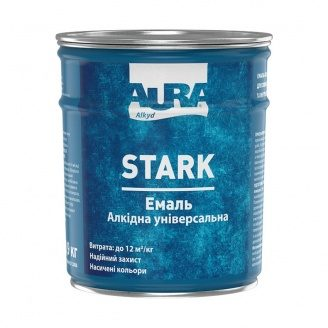 Емаль алкідна універсальна Aura STARK 2,8 кг