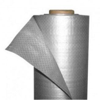 Гідроізоляційна плівка неармована 1,5х45 м сіра