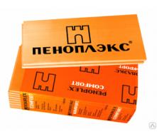 Экструдированный пенополистирол 1185х585х100 мм Пеноплекс