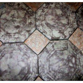Тротуарная плитка Версаче ромб 295х295х35 мм