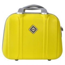 Сумка кейс саквояж Bonro Smile (средний) желтый (yellow 613)