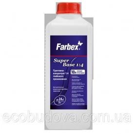 Грунтовка-концентрат Farbex SuperBase 1:4 2 л