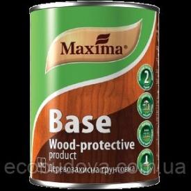 Деревозащитная грунтовка Maxima 2.5 л