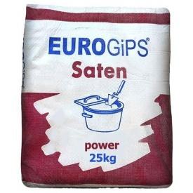 Гипсовая шпатлевка Eurogips Saten Power 25 кг