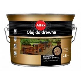 Масло для дерева Altax бесцветная 0,75 л