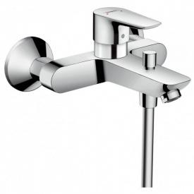 HANSGROHE Talis E смеситель для ванны однорычажный выступ 194 мм 71740000