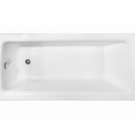 Besco Ванна TALIA 140х70 акрилова БЕЗ панелі без ніжок без ручок