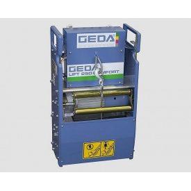 Грузовой строительный подъемник GEDA LIFT 200 STANDARD 200 кг 25 м/мин 19 м