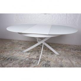 Стол обеденный раскладной Nicolas Cambridge Белый