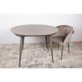 Стол обеденный раскладной Nicolas Greenwich Мокко